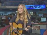 Folk singer Jeanne Jolly performing twice in downtown Raleigh