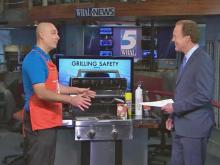 Tips on grilling safety, quality, maintenance for Memorial Day cookouts
