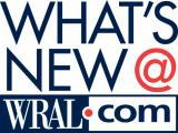 What's New @ WRAL.com logo