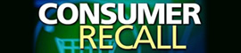 Get information on the latest consumer product recalls
