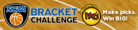 Enter the NCAA bracket challenge. Make picks, win big!