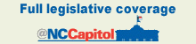 Full legislative coverage: @NCCapitol