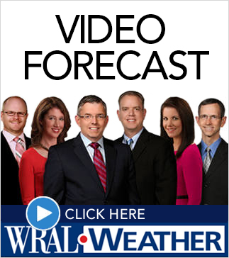 WRAL Video Forecast