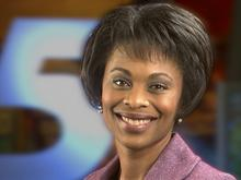 WRAL's Valonda Calloway serves as a news anchor on WRAL-TV's morning newscasts.