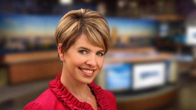 WRAL reporter Sloane Heffernan asked to split her job with another reporter to spend more time with her two young sons.