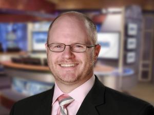 WRAL meteorologist Nate Johnson