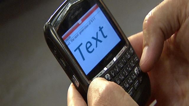911 Texting
