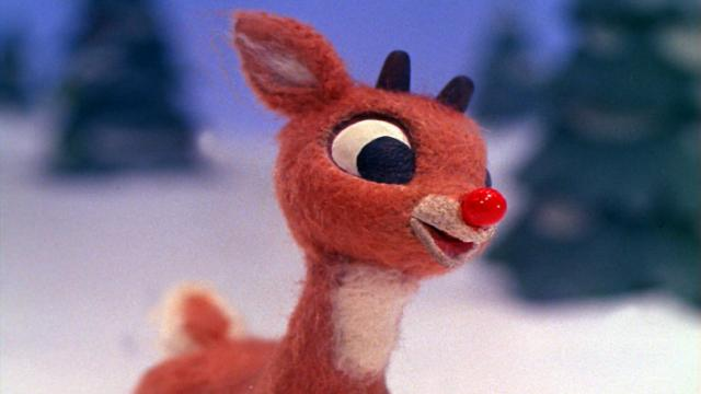 RUDOLPH THE RED-NOSED REINDEER, the longest-running holiday special in television history, celebrates its 40th anniversary broadcast the CBS Television Network.