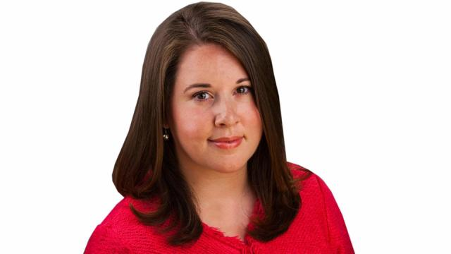 WRAL education reporter Kelly Hinchcliffe