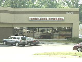 Furniture Liquidation Warehouse