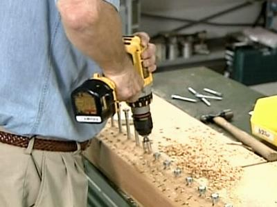 A cordless drill can make a great gift.