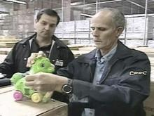 CPSC Inspectors to Check for Unsafe Toys at Ports
