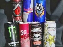 Energy drinks have more caffeine than coffee