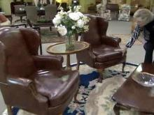 Resale stores yield savings on home furnishings