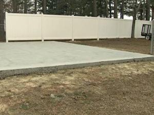 Two customers of Kenley-based Metals Building of N.C. said they paid the company thousands but got left with only a concrete slab - and no building.