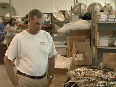 People shop for deals at the Habitat for Humanity of Wake County ReStore.