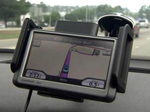 Portable GPS devices like Garmin need to be updated periodically so their maps include new roads.
