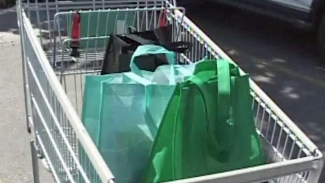 Going 'green' when buying groceries can have unexpected consequences.