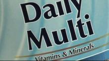 IMAGE: Multivitamins put to the test
