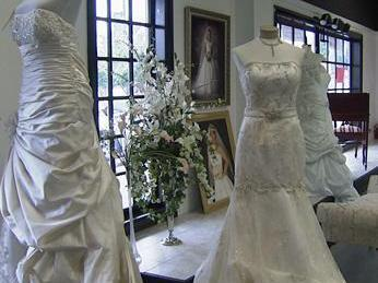 The North Carolina Department of Revenue seized Diamond's Bridal in August, taking the store and everything in it.