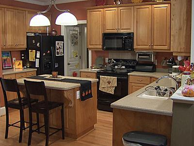 Kris Merrell's kitchen is clean, but how did it fare with local health inspectors?