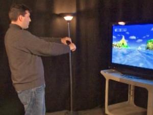 Motion-based video games, which detect players' movements, are a hot gift this holiday season.