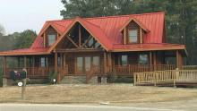 Deep Creek Log Homes
