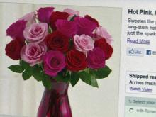 Beware skimpy bouquets this Valentine's Day