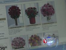 Floral retailer fails man on Valentine's Day