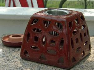Ceramic firepot