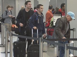 Changes to airport security may make holiday travel easier.