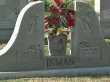 Woman relieved by headstone replacement
