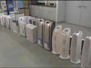 Consumer Reports tested air purifiers.