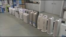 IMAGE: Consumer Reports puts air purifiers to the test