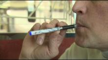 E-cigarettes carry some risks