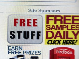 Offer after offer, freebies and samples. You can find plenty of things online, but is the free stuff worth the work?