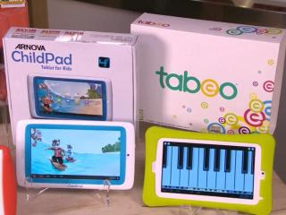 Consumer Reports tested out tablets for kids.