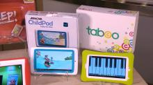 IMAGE: Consumer Reports tests out tablets for kids