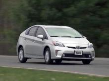 Toyota Prius best value list