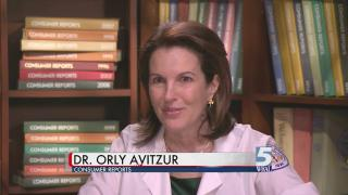 Dr. Orly Avitzur comments on eye lash enhancement risks.