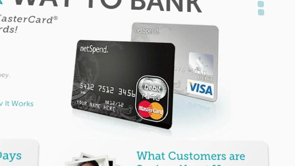 prepaid debit cards could present hidden costs wralcom - Netspend Visa Prepaid Card