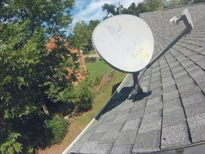 A satellite dish installed on the wrong home seems like a simple fix. But that wasn't the case for a Raleigh woman who contacted 5 On Your Side after a dish she didn't order suddenly appeared on her roof.