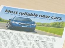 Consumer Reports asked subscribers about the problems they've experienced with their new vehicles over the past 12 months. They received feedback on more than 1,000,000 cars. They put all of the information together to predict how well 2014 model vehicles will hold up.