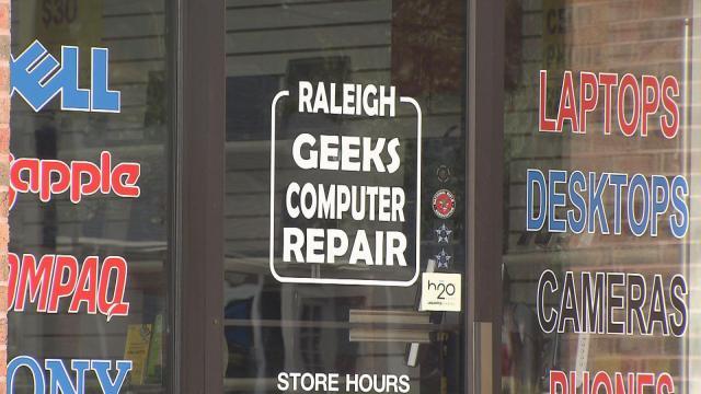 Raleigh Geeks Computer Repair