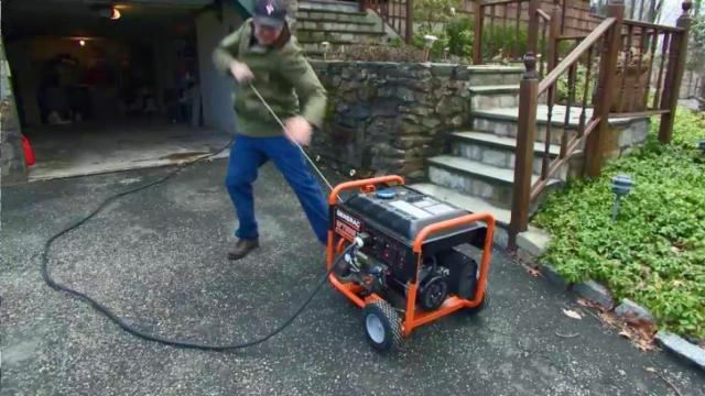 Weather power outages with safe use of generators :: WRAL.com