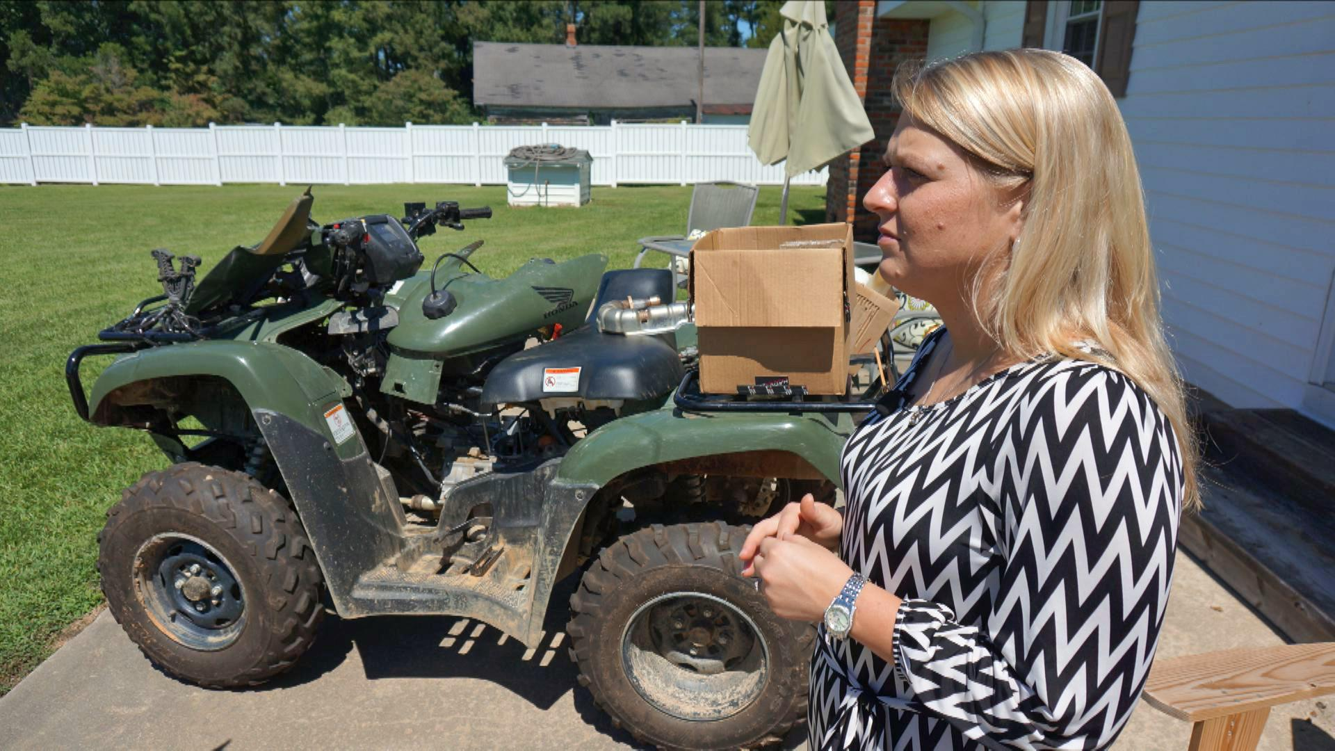 Rider dissatisfied with service from ATV Specialties :: WRAL com