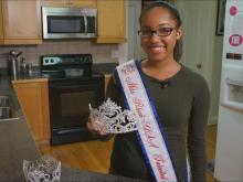 Miss Black USA Talented Teen receives scholarship winnings