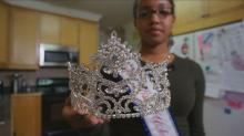 IMAGES: Wake student finally receives pageant prize, but not without frustration
