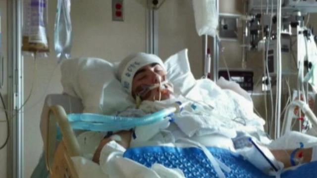 son in coma mother shocked to find she had little say in his