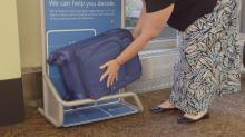 IMAGES: Some carry-ons may not fit on flights